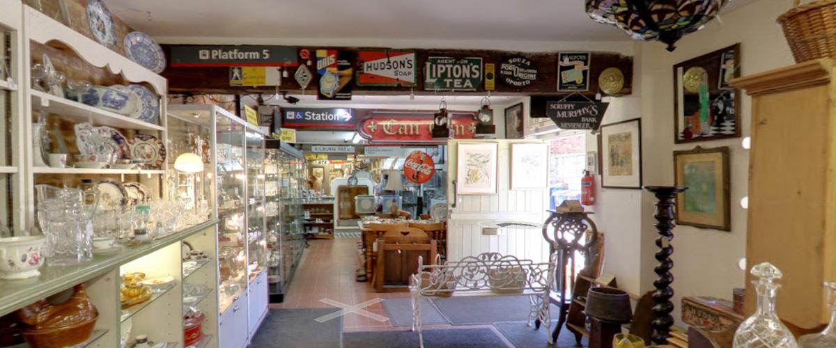 Explore Rutland Antiques and Art Centre located in Uppingham