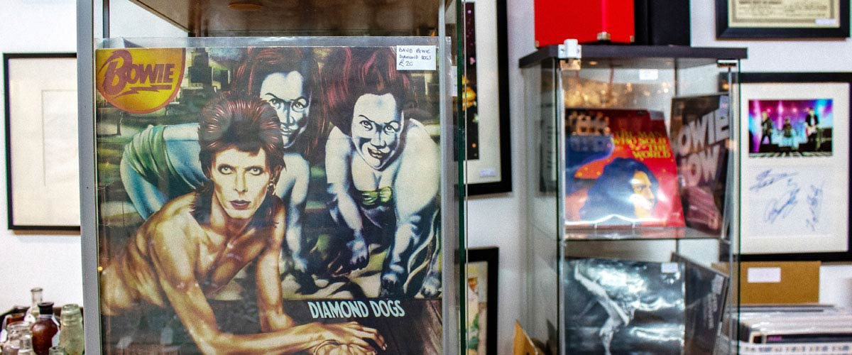 At Rutland Antiques and Art Centre we specialise in vintage vinyl and records